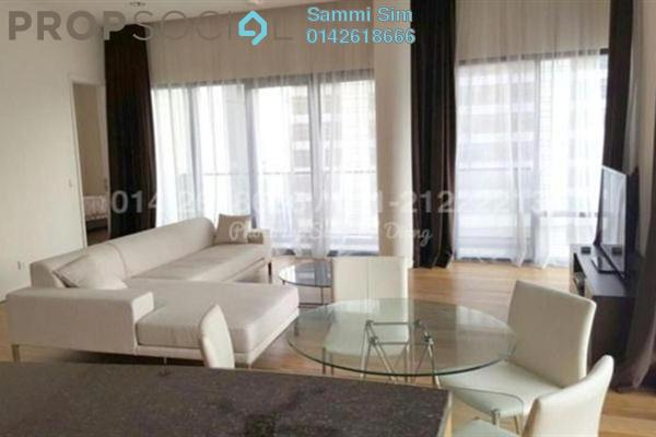 Condominium For Sale in St Mary Residences, KLCC Freehold Fully Furnished 1R/2B 1.6m