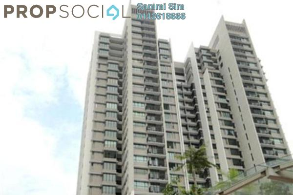 Serviced Residence For Sale in Jaya One, Petaling Jaya Leasehold Semi Furnished 3R/2B 830k