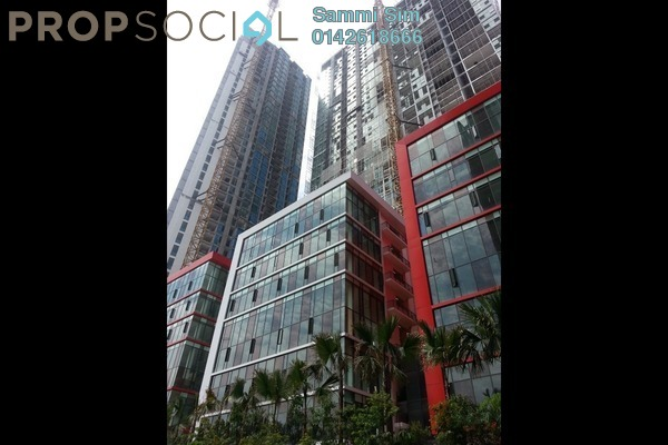 Condominium For Sale in Empire Damansara, Damansara Perdana Leasehold Fully Furnished 0R/1B 270k