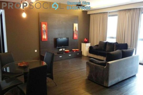 Condominium For Rent in PJ8, Petaling Jaya Leasehold Fully Furnished 2R/2B 3.5k