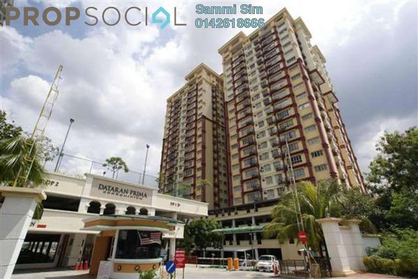 Condominium For Sale in Dataran Prima Condominium, Kelana Jaya Freehold Unfurnished 2R/2B 600k
