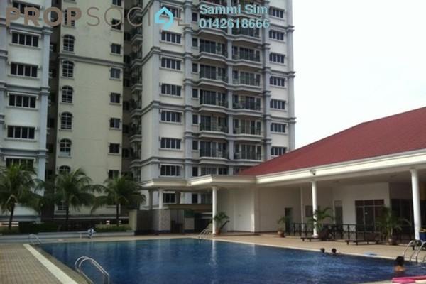 Condominium For Rent in Dataran Prima Condominium, Kelana Jaya Freehold Semi Furnished 2R/2B 1.7k