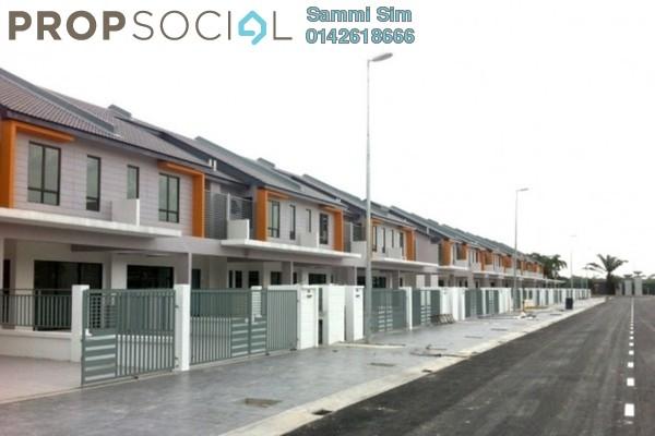 Terrace For Rent in Glomac Damansara, TTDI Freehold Unfurnished 4R/3B 1.7k