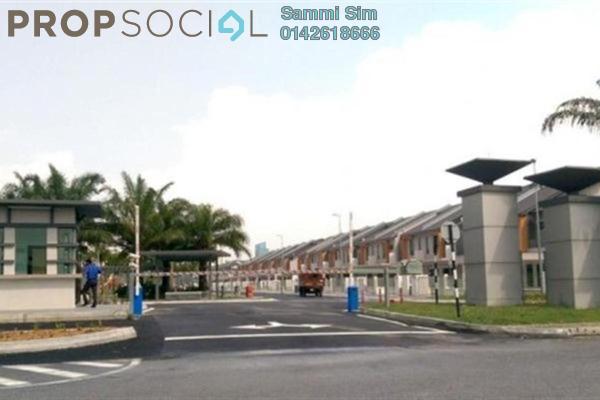 Terrace For Rent in Glomac Damansara, TTDI Freehold Unfurnished 4R/3B 1.65k