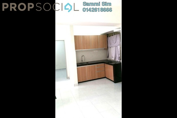 Serviced Residence For Rent in Main Place Residence, UEP Subang Jaya Freehold Unfurnished 2R/1B 1.3k