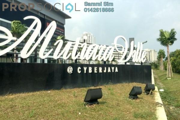 Condominium For Rent in Mutiara Ville, Cyberjaya Freehold Semi Furnished 3R/2B 1.95k