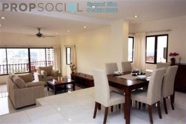 For Rent Condominium at Merak Kayangan, Bangsar Freehold Fully Furnished 3R/2B 7.3k