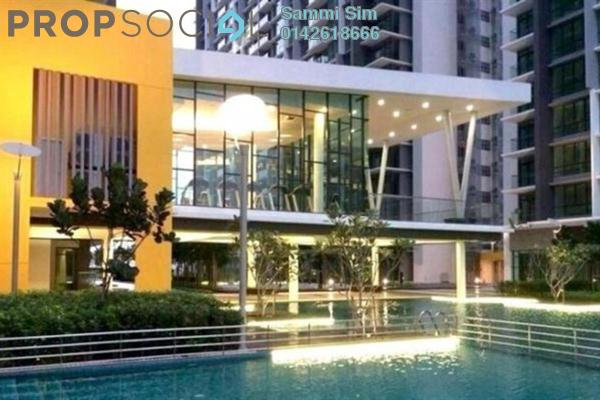 Condominium For Rent in The Z Residence, Bukit Jalil Freehold Fully Furnished 3R/2B 1.95k