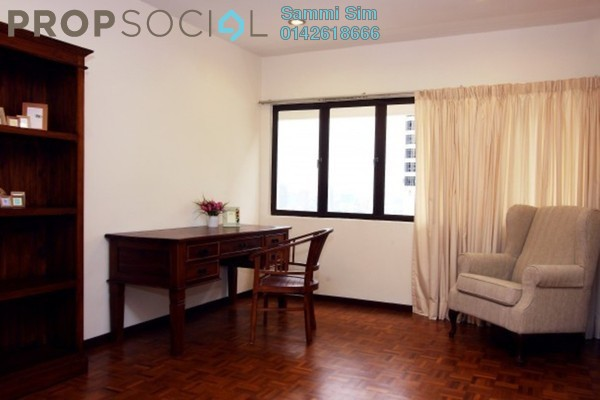 For Rent Condominium at Merak Kayangan, Bangsar Freehold Semi Furnished 3R/2B 6.5k