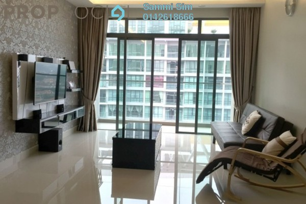 Condominium For Rent in The Z Residence, Bukit Jalil Freehold Fully Furnished 3R/2B 2.45k