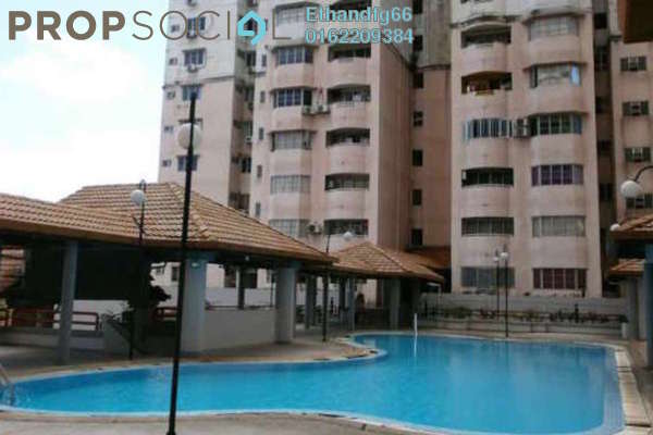 Condominium For Rent in BAM Villa, Cheras Leasehold Fully Furnished 3R/2B 2.1k