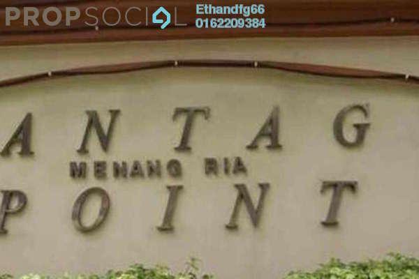 Condominium For Rent in Vantage Point, Desa Petaling Freehold Semi Furnished 4R/2B 1.4k