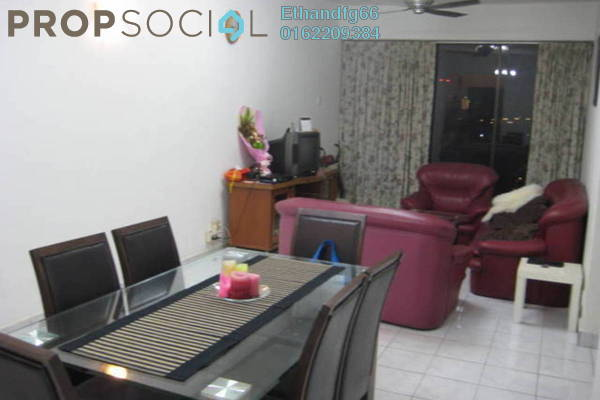 Condominium For Rent in Villa Angsana, Jalan Ipoh Freehold Fully Furnished 3R/2B 2k