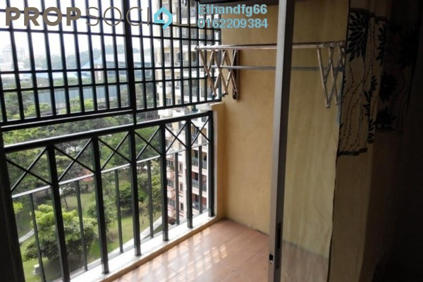 Apartment For Rent in Arena Green, Bukit Jalil Freehold Fully Furnished 2R/1B 1.3k