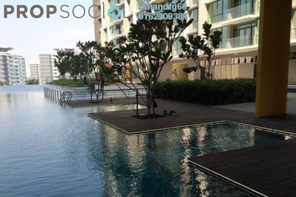 Condominium For Rent in The Z Residence, Bukit Jalil Freehold Fully Furnished 2R/2B 1.85k