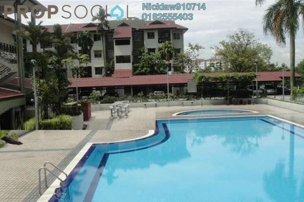 Apartment For Sale in Vantage Point, Desa Petaling Freehold Unfurnished 3R/2B 355k