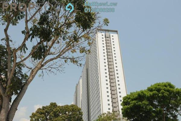 Condominium For Rent in Centrio Avenue, Bukit Gambier Freehold Unfurnished 3R/2B 900translationmissing:en.pricing.unit