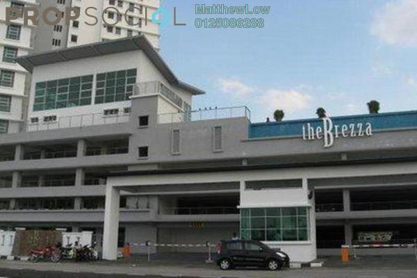 Condominium For Rent in The Brezza, Tanjung Tokong Leasehold Unfurnished 3R/2B 3.3k