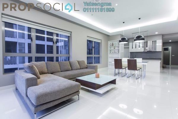 Condominium For Sale in 6 Ceylon, Bukit Ceylon Freehold Fully Furnished 3R/2B 1.5m