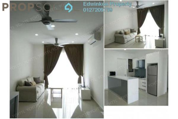 For Rent Condominium at TRiGON Luxury Residences @ Setia Walk, Pusat Bandar Puchong Freehold Fully Furnished 2R/2B 2.6k