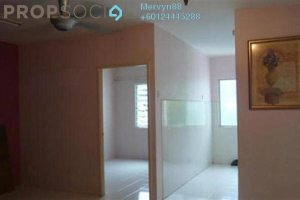 Apartment For Sale in Sri Saujana, Kota Tinggi Freehold Semi Furnished 3R/2B 260k