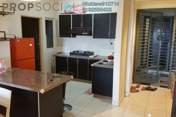 For Rent Condominium at Robson Condominium, Seputeh Freehold Fully Furnished 2R/2B 2.8k