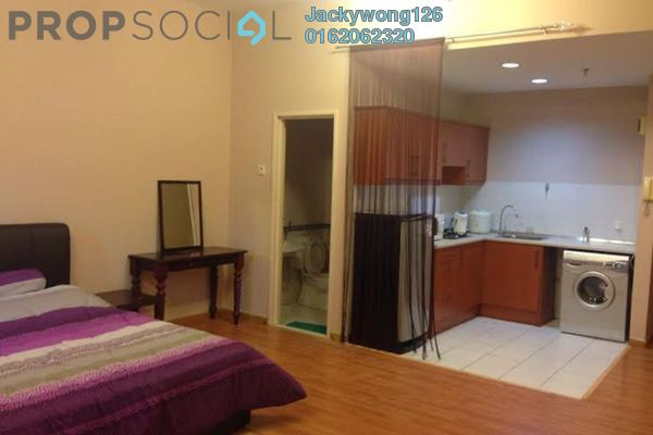 Condominium For Sale in Maytower, Dang Wangi Freehold Fully Furnished 0R/1B 420k