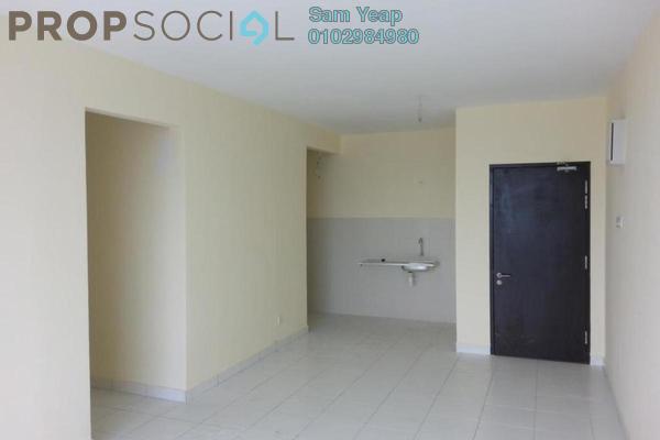 Condominium For Rent in Amara, Batu Caves Freehold Semi Furnished 3R/2B 1.1k