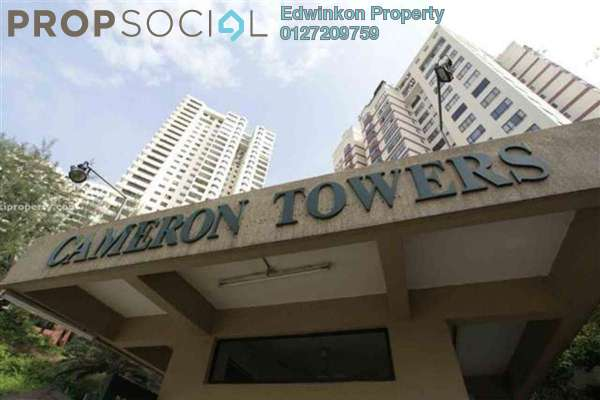 Condominium For Rent in Cameron Towers, Gasing Heights Freehold Fully Furnished 3R/2B 2.4k