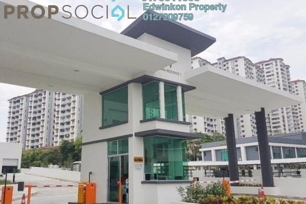 Condominium For Rent in Kiara Residence 2, Bukit Jalil Leasehold Semi Furnished 4R/3B 2.15k