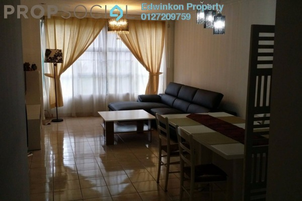 Condominium For Rent in D'Mayang, KLCC Freehold Fully Furnished 2R/2B 4.3k