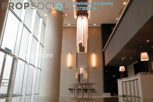 Condominium For Rent in Kirana Residence, KLCC Freehold Semi Furnished 6R/5B 9k