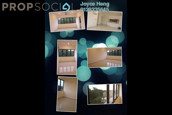 For Rent Condominium at Mirage By The Lake, Cyberjaya Freehold Semi Furnished 2R/2B 2.2k