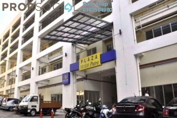 Condominium For Rent in Plaza Medan Putra, Bandar Menjalara Freehold Semi Furnished 3R/2B 1.2k