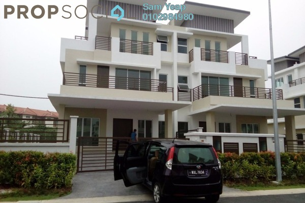 Semi-Detached For Rent in Regency Parc, Rawang Leasehold Semi Furnished 6R/6B 2k