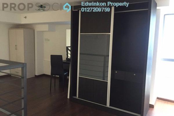 Condominium For Sale in Subang SoHo, Subang Jaya Freehold Fully Furnished 0R/1B 500k