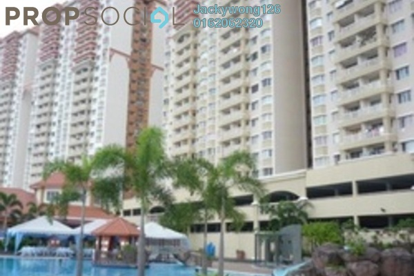 For Sale Condominium at Koi Tropika, Puchong Leasehold Unfurnished 3R/2B 400k