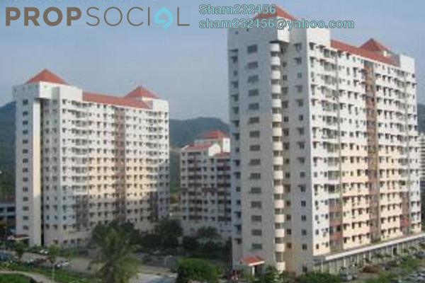 Apartment For Rent in Taman Seri Sari, Relau Freehold Unfurnished 3R/2B 890translationmissing:en.pricing.unit