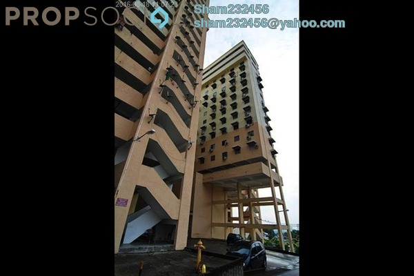 Apartment For Sale in Krystal Heights, Green Lane Freehold Unfurnished 2R/1B 145k