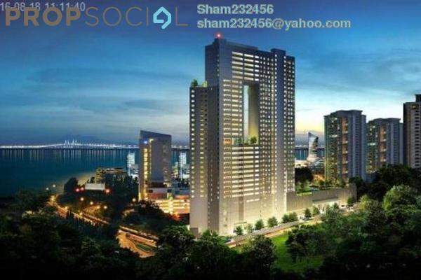 Condominium For Rent in Pearl Regency, Gelugor Freehold Unfurnished 3R/2B 2.5k