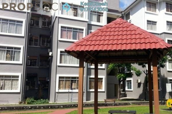 Apartment For Sale in Sri Sunway, Bandar Kinrara Leasehold Unfurnished 3R/2B 270k