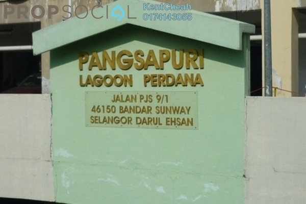 Apartment For Sale in Lagoon Perdana, Bandar Sunway Leasehold Unfurnished 3R/2B 200k