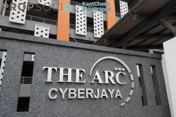 Condominium For Rent in The Arc, Cyberjaya Freehold Fully Furnished 3R/2B 1.45k