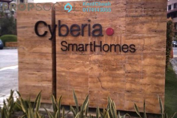 Condominium For Sale in Cyberia SmartHomes, Cyberjaya Freehold Unfurnished 3R/2B 270k