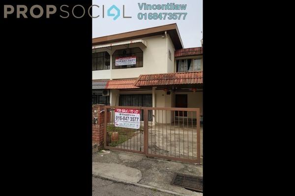 Terrace For Sale in Taman Mayang, Kelana Jaya Freehold Unfurnished 4R/3B 950k