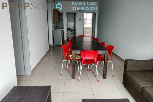 Condominium For Sale in Casa Residenza, Kota Damansara Leasehold Fully Furnished 3R/2B 470k