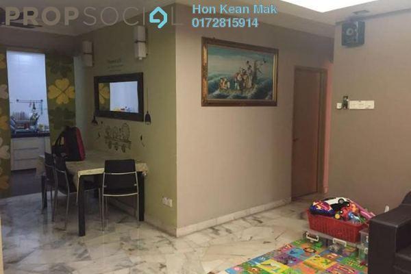 Apartment For Sale in Vista Lavender, Bandar Kinrara Leasehold Semi Furnished 3R/2B 308k
