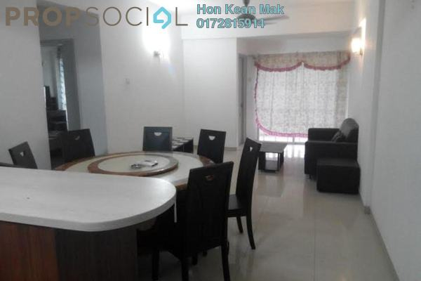 Condominium For Sale in Nilam Puri, Bandar Bukit Puchong Freehold Unfurnished 3R/2B 360k