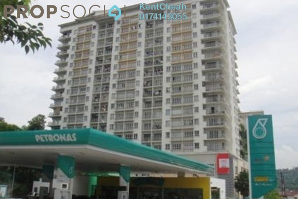 Condominium For Sale in Park Avenue, Damansara Damai Leasehold Unfurnished 3R/2B 340k
