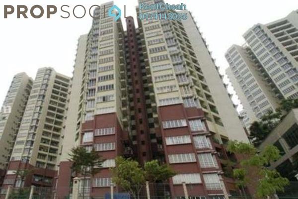 Condominium For Sale in Villa Wangsamas, Wangsa Maju Freehold Unfurnished 4R/3B 520k